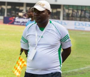 We will survive relegation – Solomon Odwo
