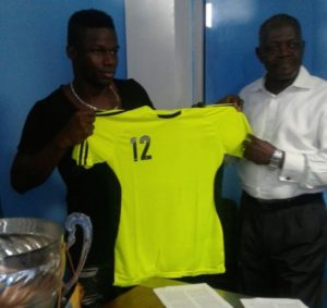 Bechem United to unveil Ahmed Touré in November