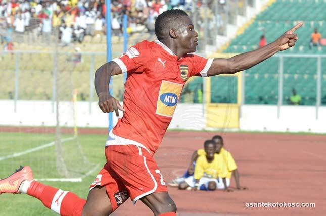 Breaking news: Former Asante Kotoko striker Ahmed Toure joins Bechem United as a free agent