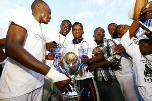 Medeama SC congratulate Wa All Stars for winning GPL title