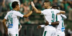 Mubarak Wakaso scores on Panathinaikos Greek Super League debut
