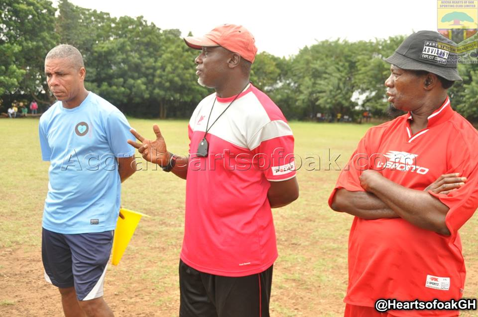 Yaw Preko vows to change mentality of players' before Dwarfs game