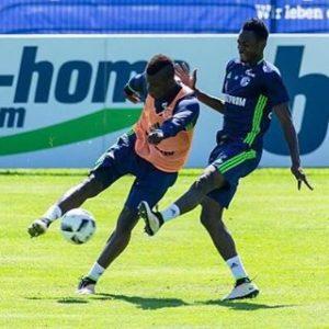 Ghana international Baba Raman wishes teammate well