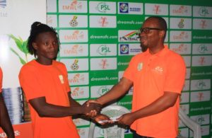 Dreams FC Captain Abdul Bashiru voted club's  Player of the Season