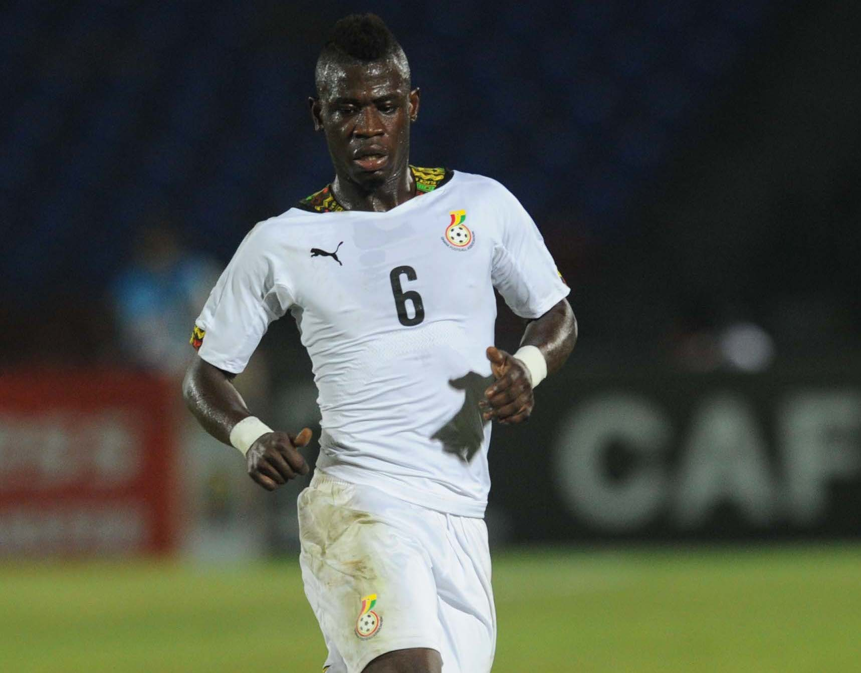 Afriyie Acquah emerges injury doubt for Tuesday's South Africa friendly