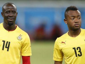 Ghana's Albert Adoma and Jordan Ayew to play under new coach Steve Bruce