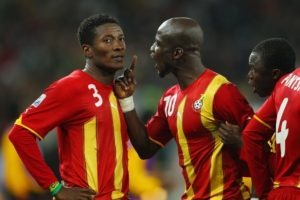 Ex-Black Stars captain Stephen Appiah saddened by current Black Stars team spirit
