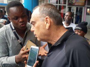 Ghana coach Avram Grant arrives tonight for World Cup qualifier against Uganda