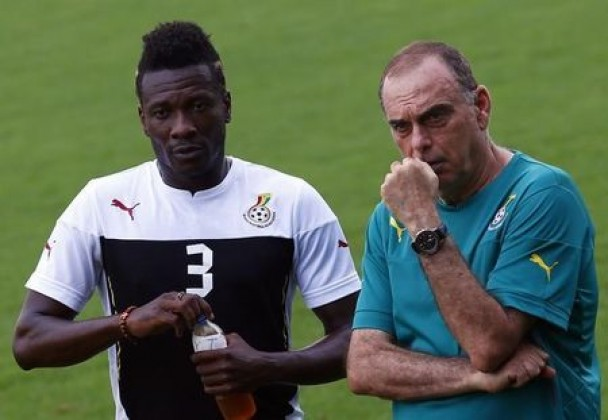 Asamoah Gyan assures Ghanaians of massive win over Uganda in World Cup qualifier