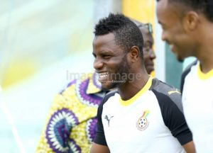 2018 World Cup: Mubarak Wakaso buys 500 tickets  for poor kids in Tamale to watch Ghana-Uganda clash