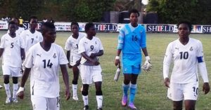 Ghana names squad for FIFA U-20 Women's World cup