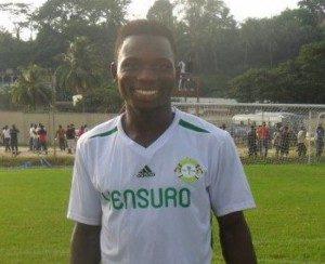 Former Ashgold striker Fredrick Quayson nears Elmina Sharks transfer