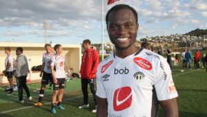 Gilbert Koomson gets debut Black Stars call-up after displaying consistency in Norway