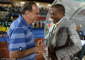 Sports minister to cancel Ghana vs South Africa friendly