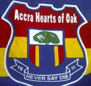 Hearts of Oak in the dark over purported signings