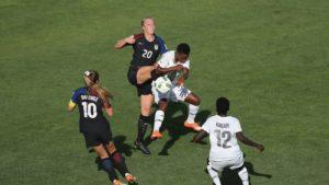 FIFA U-17 Women's world cup: Ghana fight back to stun USA