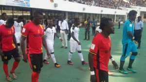 VIDEO: Watch highlights of Ghana's world cup qualifier against Uganda