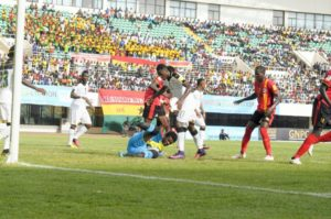 Nii Lante is to be blamed for our failure to beat Uganda - Kojo Yankah