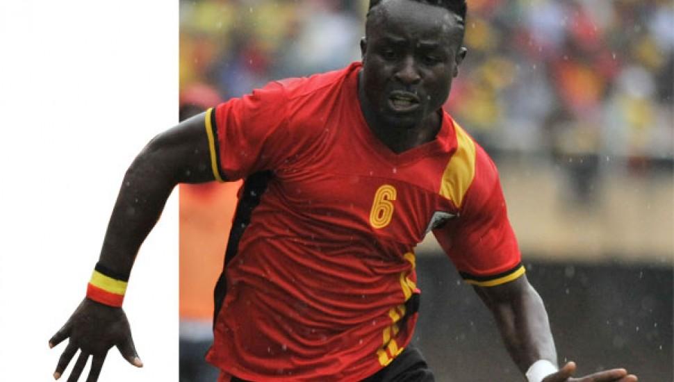 2018 World Cup: Uganda coach Mulitin names a strong starting line-up for Ghana showdown