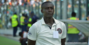 Michael Osei leaves for Coaching course