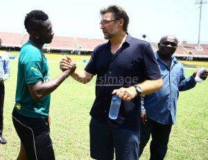 Ralf Zumdick rules out Asante Kotoko job