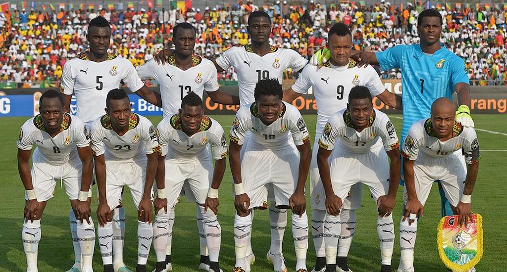 Black Stars to be paid arrears before the Uganda clash