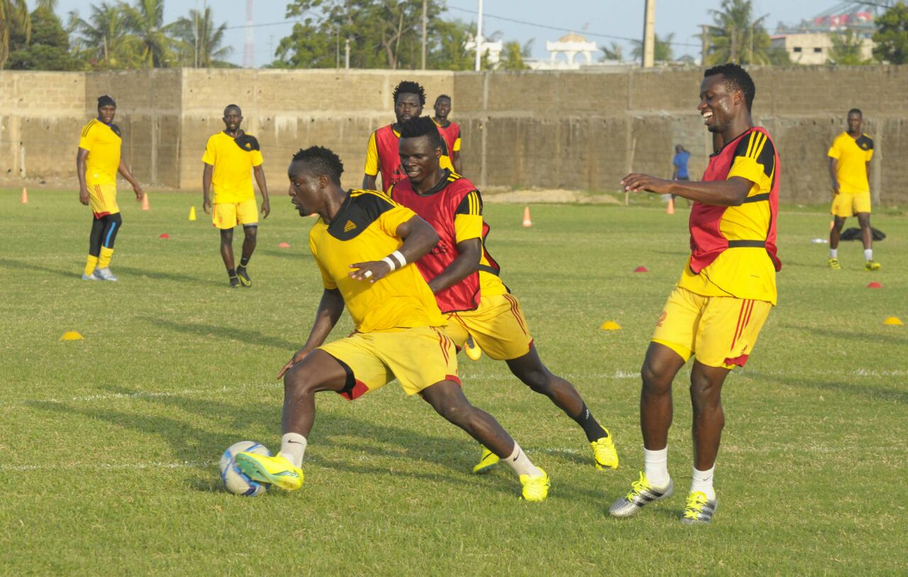 2018 World Cup: Uganda coach slams Tamale pitch ahead of Ghana World Cup qualifier