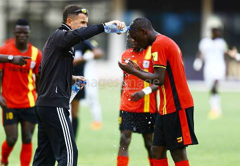 Drawing against Ghana is not by accident: Uganda coach