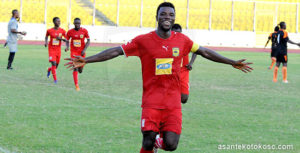 Asante Kotoko eager to bring Ainooson back to the club - Michael Osei