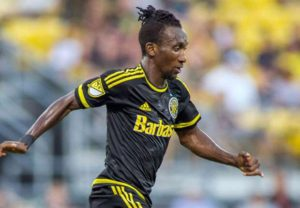VIDEO: Harrison Afful nets audacious lob for Columbus Crew in loss