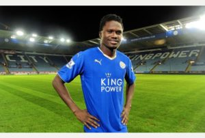 I knew Leicester City would win Premier League title - Daniel Amartey