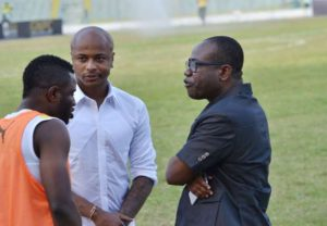 Andre Ayew to arrive in Tamale on Friday ahead of Uganda game