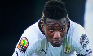 Gyan sure of fourth FIFA World Cup qualification
