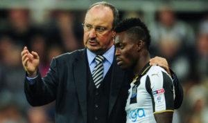 BREAKING : Christian Atsu scores on first Newcastle start
