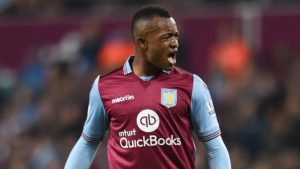 Jordan Ayew suspended for Aston Villa clash