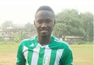 DONE DEAL: Olympics sign former goal king Eric Bekoe