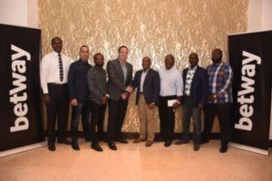 Ashgold clinch Betway sponsorship deal