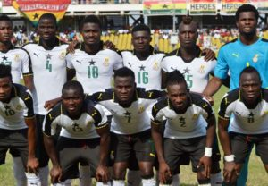 Black Stars arrive in Durban for South Africa on Tuesday