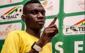 Dreams FC confirm the capture of winger Muntaka Osman
