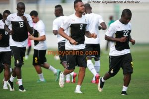 Black Stars recent slump in form worries GFA vice George Afriyie