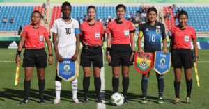VIDEO: Highlights of the Black Maidens 5-0 drubbing to Japan at FIFA U17 WWCup in Jordan