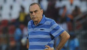 """Our target is to top our FIFA World Cup qualifying group""- Avram Grant"