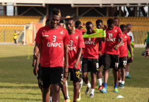 2018 FIFA World Cup qualifier: Ghana's probable line-up against Uganda