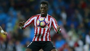 Inaki Williams rubbishes reports linking him to EPL side Liverpool