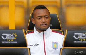 Jordan Ayew benched in Villa draw with Wolves