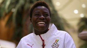 Kayza Massey: From the orphanage to the World Cup