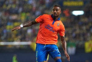 Kevin-Prince Boateng helps Las Palmas stage big comeback