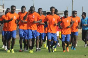 Asante Kotoko hold first training session in pre-season