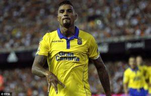 Kevin-Prince Boateng wasteful in Las Palmas 0-0 draw against Espanyol