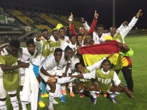 Black Maidens to face Korea DPR in quarters of FIFA U17 Women's World Cup